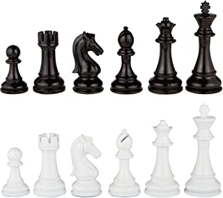 Best large chess pieces outdoor Reviews