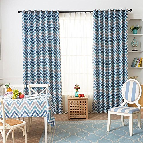 cortinas dormitorio estampadas