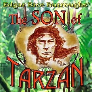 The Son of Tarzan cover art