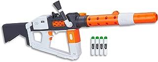 STAR WARS - First Order Stormtrooper Deluxe NERF Blaster + 12 Elite Darts - Kids Dress Up Toys - Ages 8+