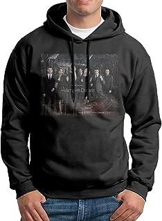 TV Series The Vampire Diaries 8 Poster Man's Sweatshirts Hoodie