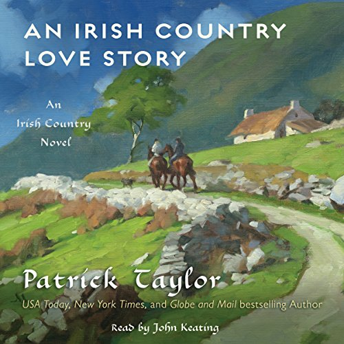 An Irish Country Love Story audiobook cover art