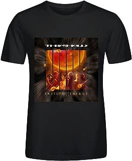 Threshold Critical Energy Men T Shirts Black