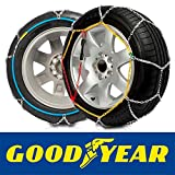 GOOD YEAR GODKN060 - Catena da Neve E9, 9mm, Taglia 60. per Varie Misure de...