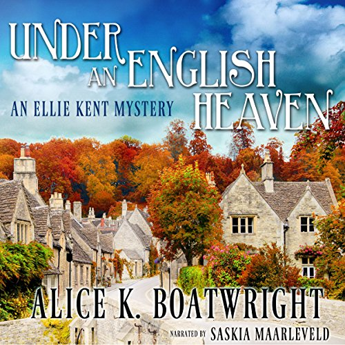 Under an English Heaven audiobook cover art