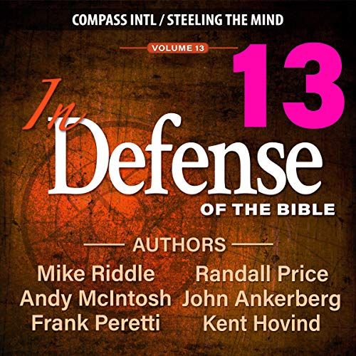 In Defense of the Bible, Volume 13 cover art