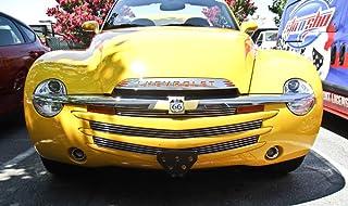 STO N SHO Front License Plate Bracket for 2003-2006 Chevrolet SSR