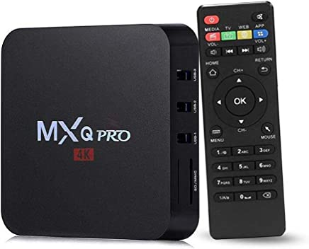 MXQ PRO Android 7.1 KODI 17.3 Amlogic S905W 1GB/8GB 4K TV BOX