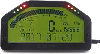 مجموعة عامة داش ريس LCD شاشة مستشعر كامل للوحة القيادة قياس الرحلية مع خاصية البلوتوث