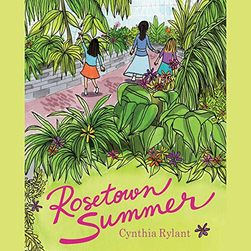 Rosetown Summer Audiobook By Cynthia Rylant cover art