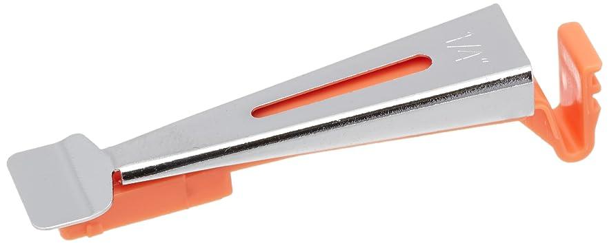 言い直す申込み破産Simplicity Bias Tape Machine Tip -1/4