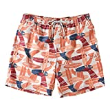Image of O'NEILL Men's Jack Surfshop Volley Boardshorts,X-Large,Dark Coral