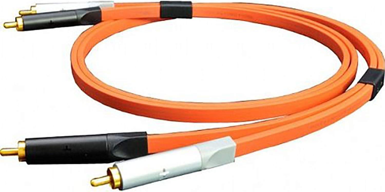 Oyaide PA-02 TR V2//1.3 RCA 1.3m Pair Cable PA-02 TR V2//1.3?E Oyaide New Japan