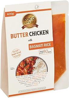 COCO EARTH Coco Earth Butter Chicken & Rice 400g, 400 g