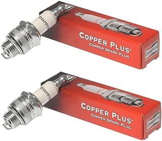 Champion RJ17LM-2pk Copper Plus Small Engine Spark Plug Stock # 856 (2 Pack)