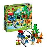LEGO Duplo Ville - 10583 - Jeu De Construction - La Partie De Pêche en Forêt