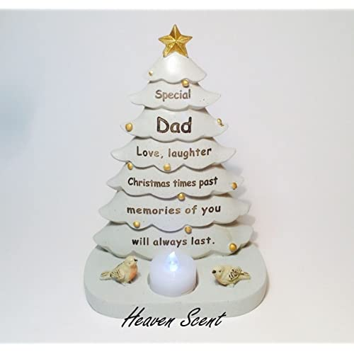 Printed Wood Memorial Christmas Tree Ornament Christmas Memorial Remebrance In Loving Memory Decoration Personalised Forever In Our Hearts Remembrance Christmas Tree Decoration