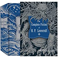 The Complete Fiction of H.P. Lovecraft (Knickerbocker Classics) Hardcover