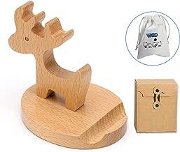 mhkbd handgemachte chinesische wiederverwendbar leicht Holz Essst/äbchen mit zwei nat/ürliche Kastanie und Classic Style Tragetasche Geschenk-Sets 2 Paar Holz Essst/äbchen mit Carving Design