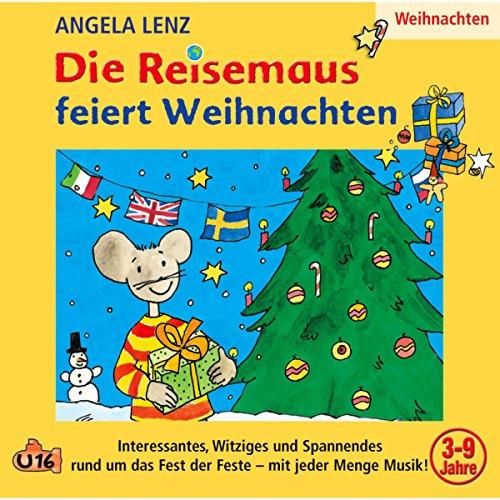 Die Reisemaus feiert Weihnachten Titelbild