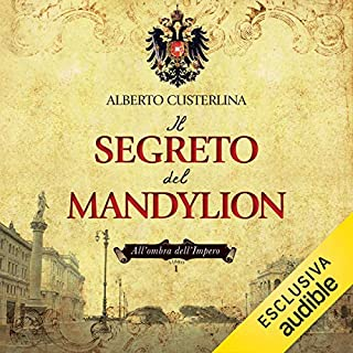 Il segreto del Mandylion audiobook cover art