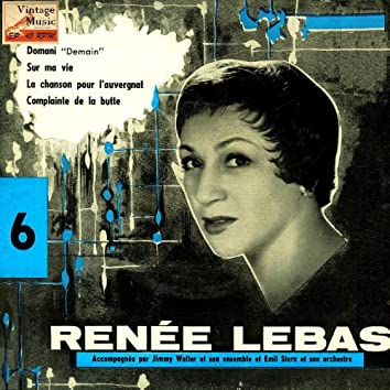 """Vintage French Song Nº13 - EPs Collectors """"Domani"""" """"Demain"""""""