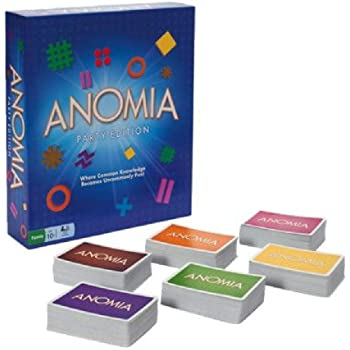 EVEREST TOYS Anomia Party Edition Card Game