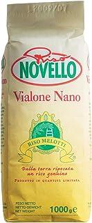 Vialone Nano Novello, Risotto-Reis