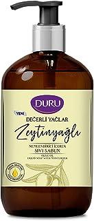 Duru Değerli Yağlar Nemlendiricili Zeytinyağlı Sıvı Sabun, 500 ml