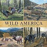 Wild America 2020 Wall Calendar