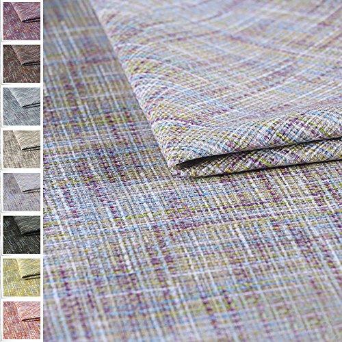 Pure Textilien Webstoff Strukturstoff Vinci - Möbelstoff Polsterstoff 0,5lfm 140cm breit - Muster 21