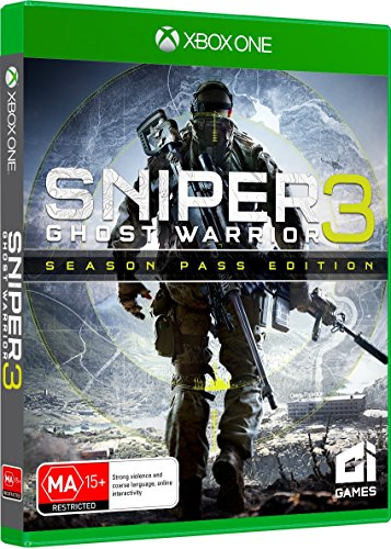 City Interactive Sniper : Ghost Warrior 3 - Season Pass Edition Xbox One