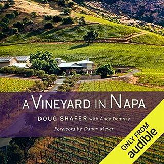 A Vineyard in Napa audiobook cover art