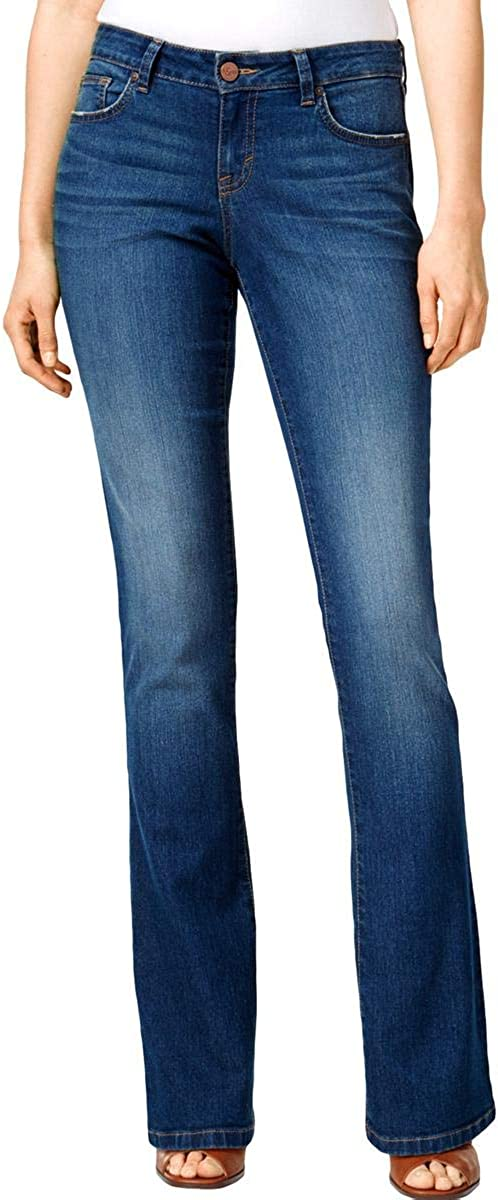Style Co. Womens Lowest price challenge Denim Low Bootcut Rise Jeans 16R Blue Award-winning store
