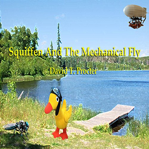 Squiffen and the Mechanical Fly cover art