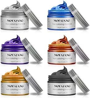 Best coloured hair wax Reviews