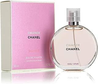 CHàNèl Chance Eau Vive Eau de Toilette Women Spray 1.7 OZ./ 50 ml.