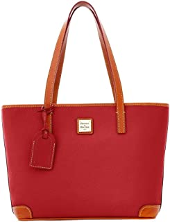Dooney & Bourke Charleston Pebbled Leather Shopper Tote Purse Bag Handbag