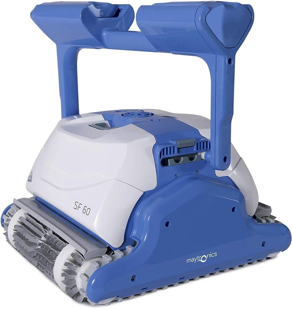 Maytronics dolphin sf60, bluetooth smart timer digital top gamma , robot elettrico pulitore per piscina 3661146100145