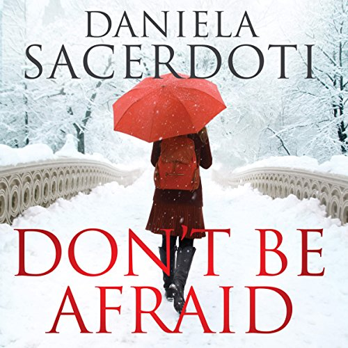 Don't Be Afraid cover art