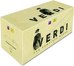 10 Mejor Verdi The Complete Works Decca de 2020 – Mejor valorados y revisados