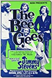 CLASSIC POSTERS The Bee Gees Foto-Nachdruck Eines