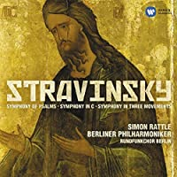 Stravinsky: Symphonies by Sir Simon Rattle (2008-07-08)