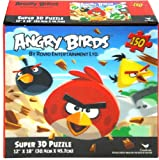 Angry Birds Super 3D Puzzle [150 Pieces]