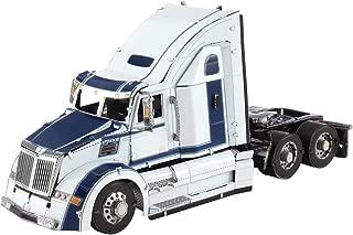 Fascinations Metal Earth Western Star 5700XE Truck 3D Metal Model Kit