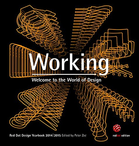 Red Dot Design Yearbook 2014/2015: Working