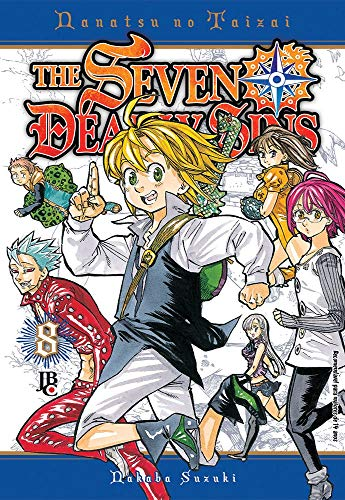 The Seven Deadly Sins: Nanatsu no Taizai - Volume - 8