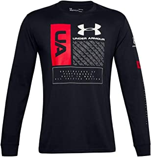 Under Armour UA Multi Logo Long Sleeve