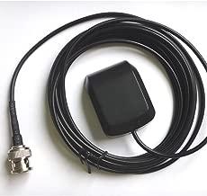 External GPS Antenna BNC Male for Garmin StreetPilot III, GPS V III+ Sounder GPSMap 178C 188 276C 298c 398c 498c iCOM 270ML 370ML 278 292 295 296 376C 378 396 478 492 45 172 172C 176 176C 178