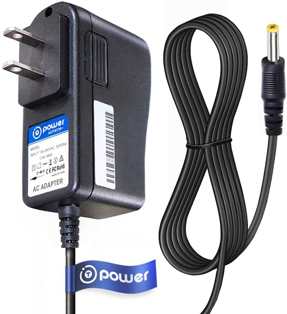 Shipping included T POWER 9V AC Manufacturer direct delivery Dc Adapter 7